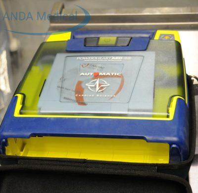 PowerHeart AED Defibrilator