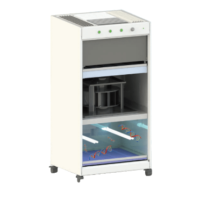 Air filtration and sterilization equipment